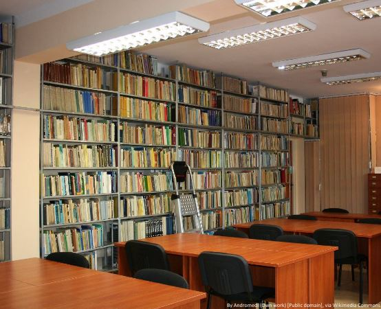 Biblioteka Dąbrowa Górnicza:  Tydzień Bibliotek 2019