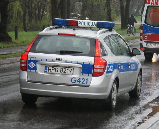 Policja Dąbrowa Górnicza: Promowali służbę w Policji na targach pracy i praktyk studenckich