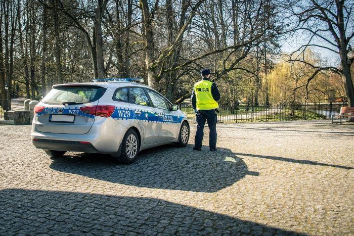 Policja Dąbrowa Górnicza: Dzielnicowi zatrzymali złodzieja